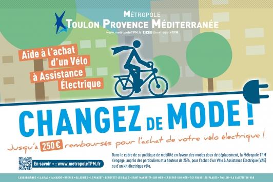 Aide métropole Toulon Provence Méditerranée