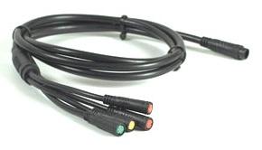 Câble raccordement 4 en 1