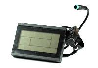 Console LCD et satellite