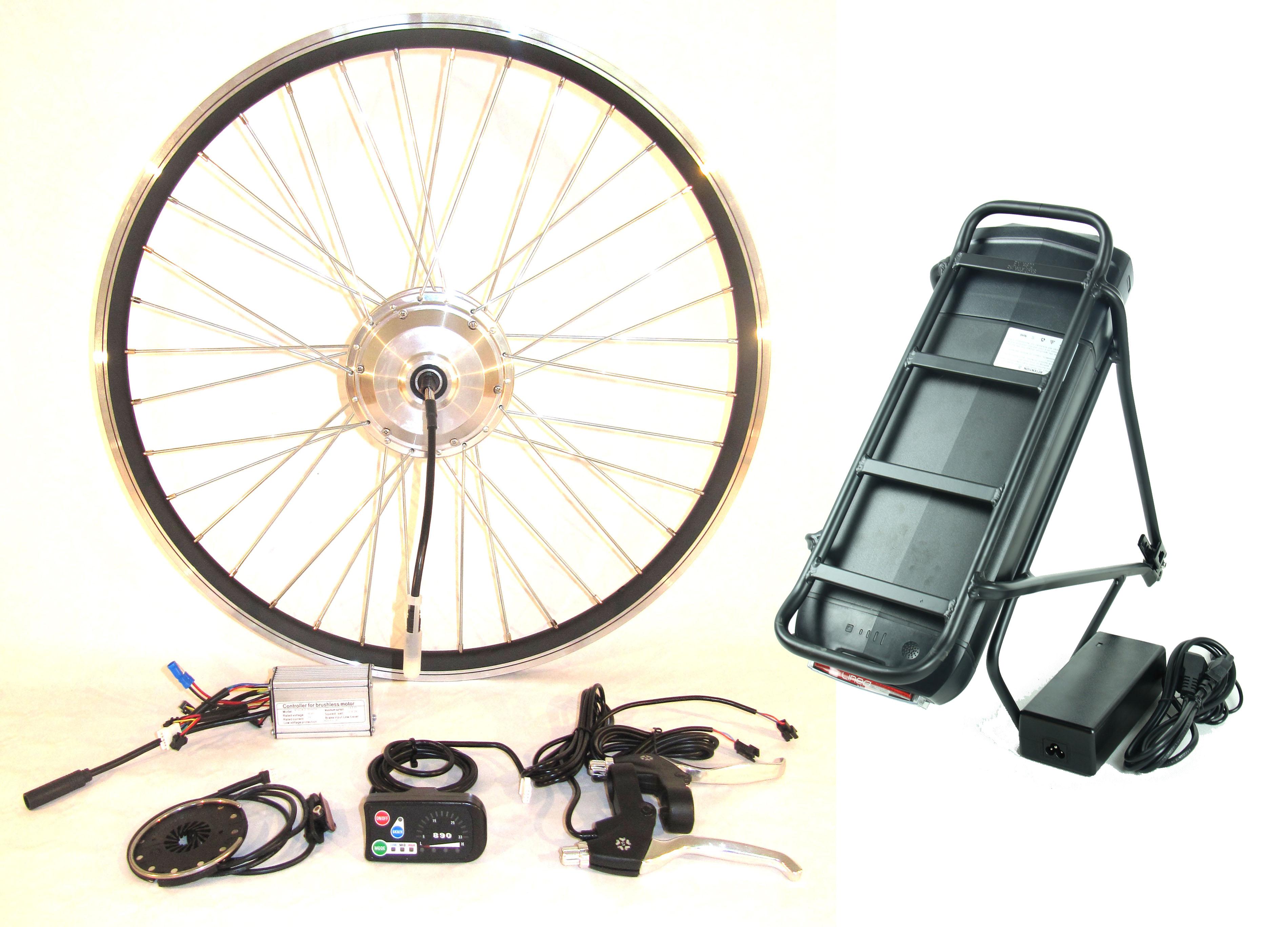 Kit City complet vélo électrique