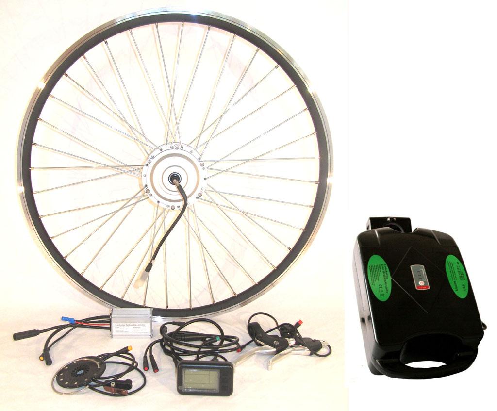 Kit City Plus complet vélo électrique