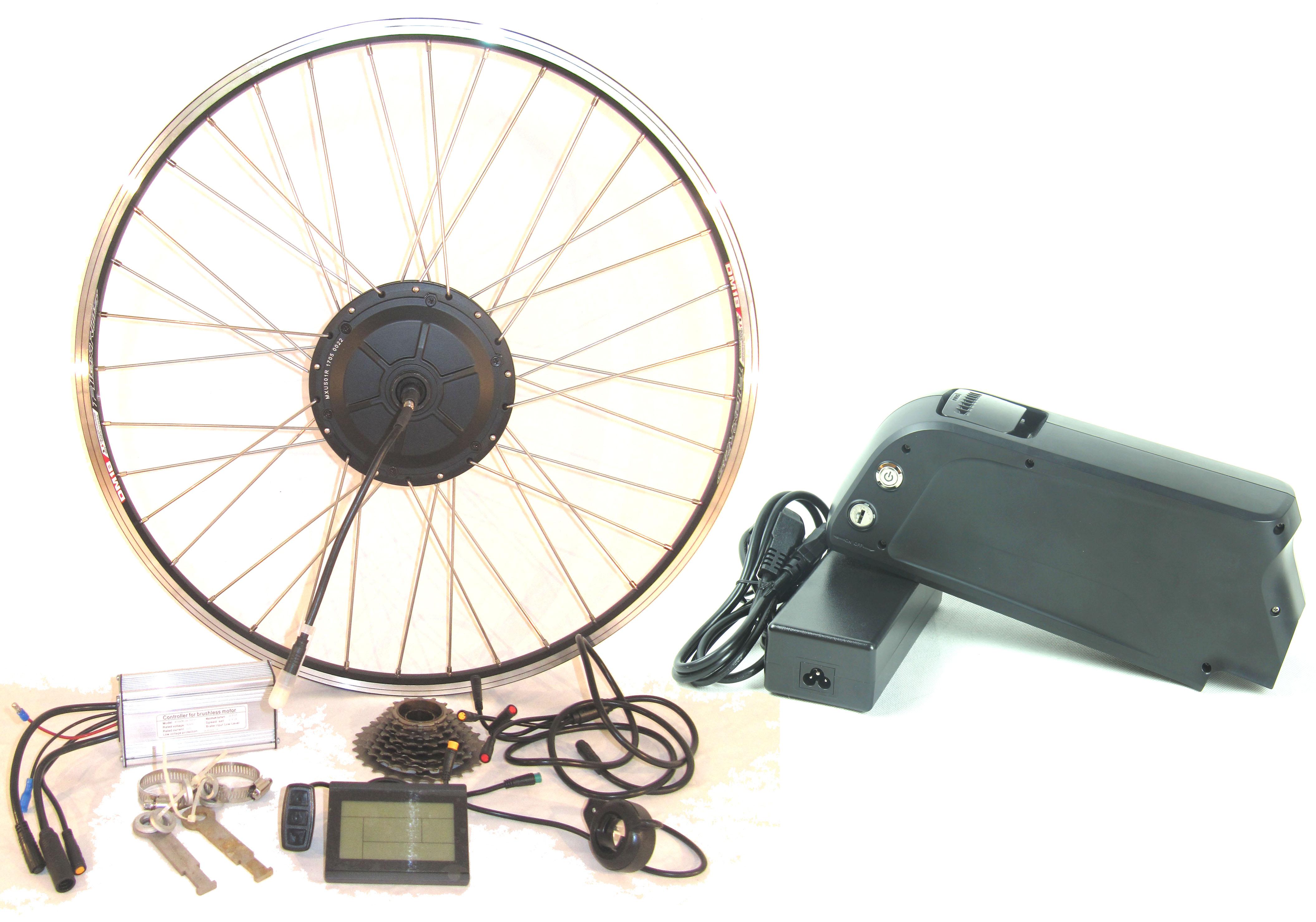 Kit Sport complet vélo électrique