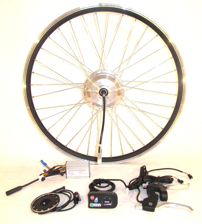 ROMYIX 2636V 250W Kit de conversion de roue arri/ère de v/élo /électrique de roue arri/ère Kit de conversion de v/élo /électrique