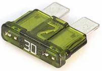 Changement fusible batterie porte bagage