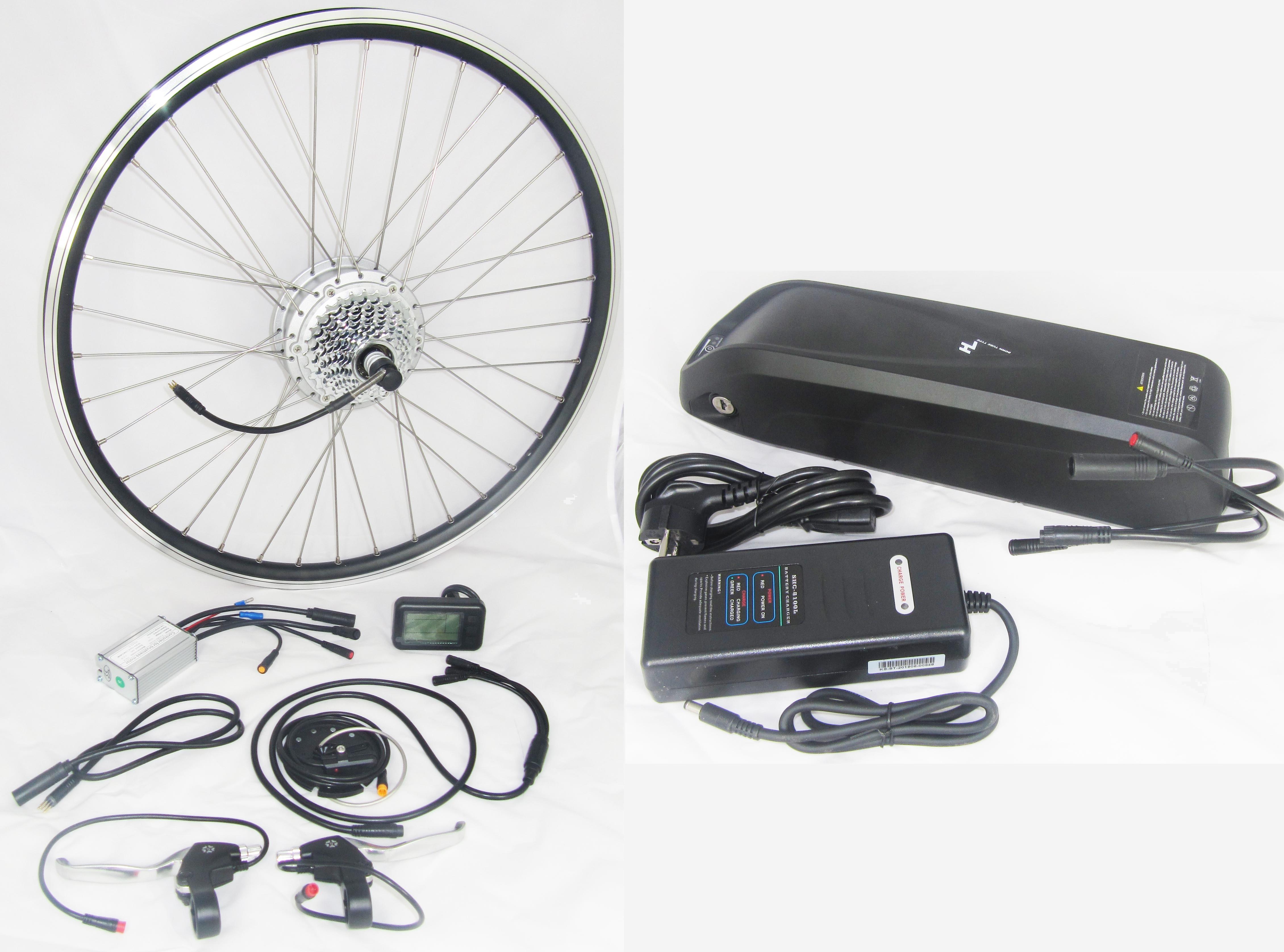 Kit City Plus arrière complet vélo électrique