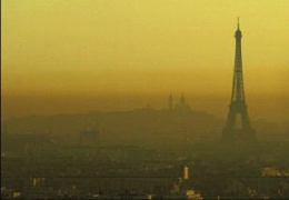 Evolution de la pollution de l'air depuis 2000